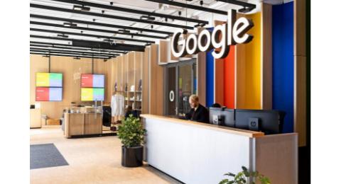 Le siège de Google Suisse, à Zurich. La société arrive en tête du classement des entreprises les plus attractives aux yeux des jeunes Romands de moins de 30 ans.